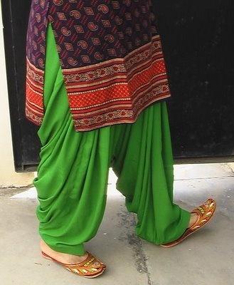 Ladies Fashion - Patiala Salwar Collection - Indian ~ Ladies Fashion Style
