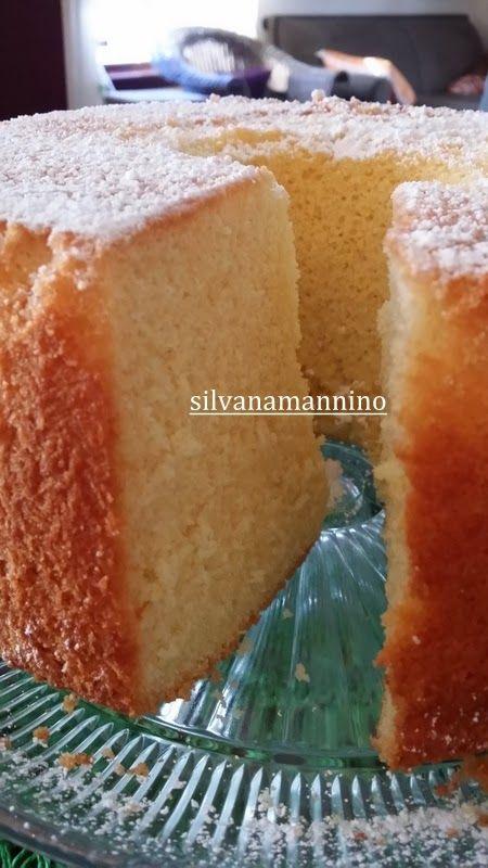 CHIFFON CAKE ALL`ARANCIA!
