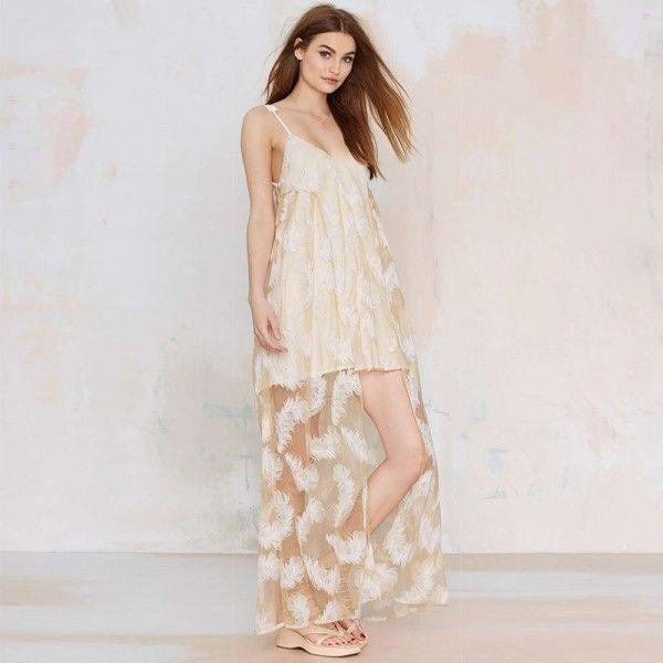 Nude... - Street Fashion