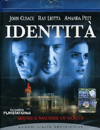Identita': Amazon.it: Amanda Peet, Alfred Molina, Ray Liotta, John Hawkes, John Cusack, James Mangold: Film e TV