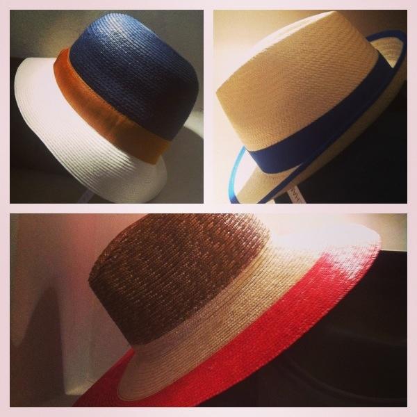 Federica Moretti Hats!