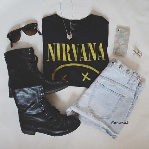 Smells like teen spirit? Smells like you only like Nirvana because 5SOS does...