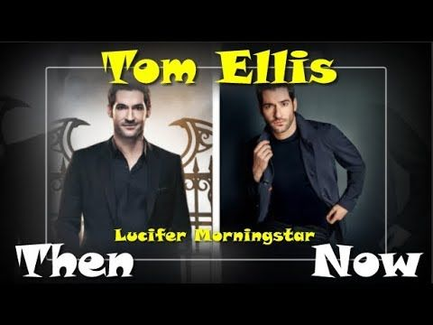 Lucifer Actors - Then and Now 2018