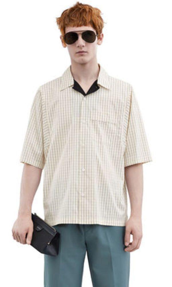 日本未発売/送料込 アクネ パジャマシャツ Acne Studios