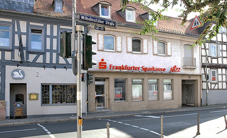 Seckbach, Frankfurt, Germany--where I was born '82--would love to go back and visit someday