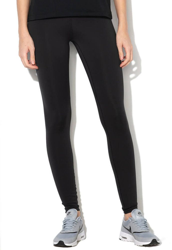 69720ca3a21 Дамски черен #Клин за фитнес с Dri Fit - Nike | Дамски Панталони и ...
