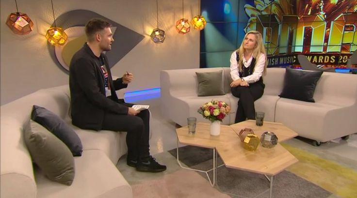 Sådan skriver du en takketale - i Go' Aften Danmark før årets uddeling af Danish Music Awards.