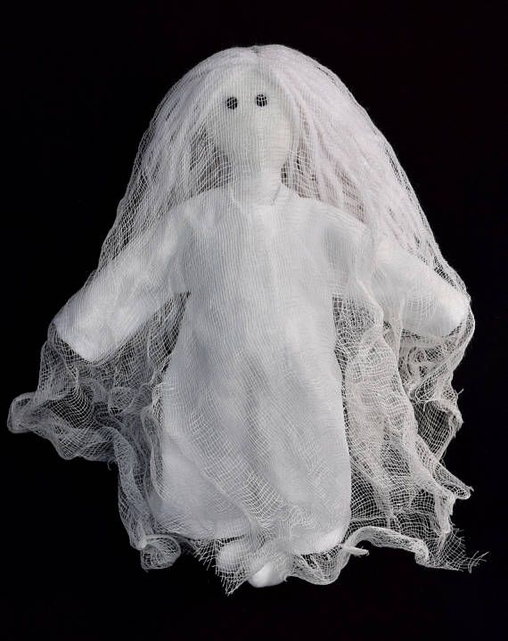 Halloween Ghost Doll  Halloween Decoration  Ghost Art Doll