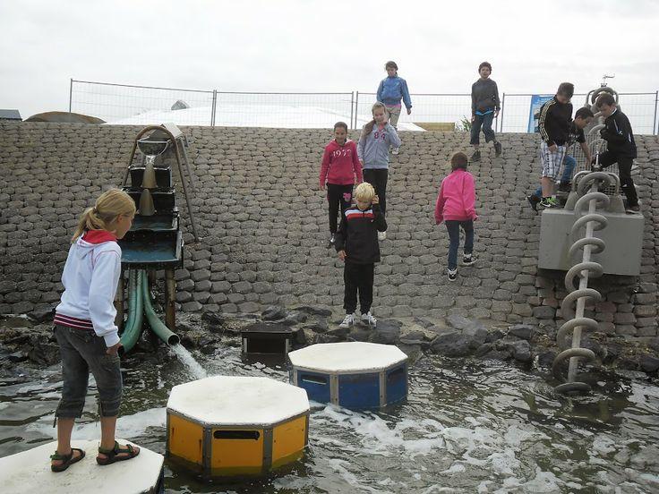 #tstartblok op bezoek bij #NeeltjeJans | strijden tegen het water