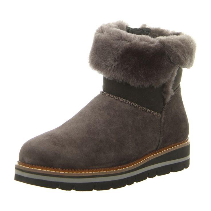 NEU: Gabor Stiefel Stiefeletten 52.580.39 - dark-grey -