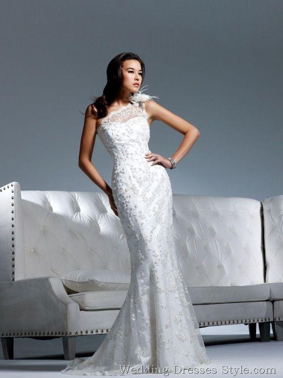 david tutera wedding dresses | David Tutera by Faviana 2011 Wedding Dresses (3)