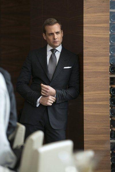 Gabriel Macht in a great suit