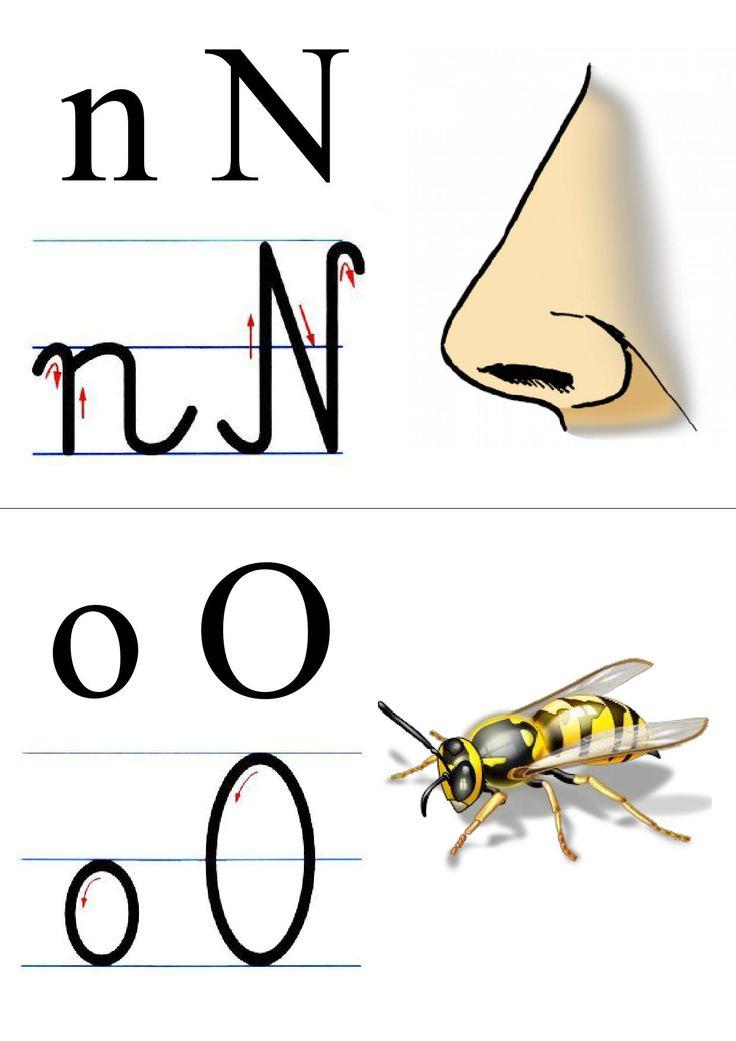 alfabet + obrazek do druku 8