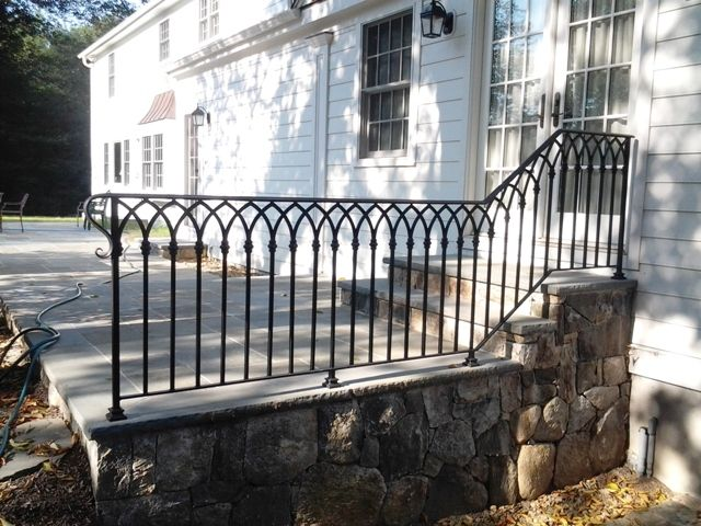 Best Decorative Wrought Iron Railing Wrought Iron Railings 640 x 480