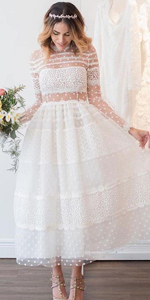 Trending  Fantasy Wedding Dresses From Top Europe Designers