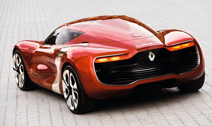 Design Renault et Dacia