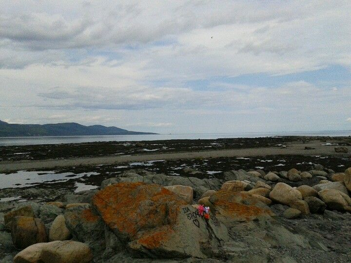 Isle Aux Coudres - J 7 (1 nuit en camping)