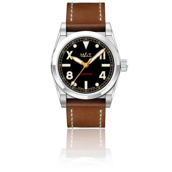 La montre AG7 California a été imaginée par l'entreprise Matwatches spécialisée dans la conception de garde-temps pour les forces spéciales françaises.