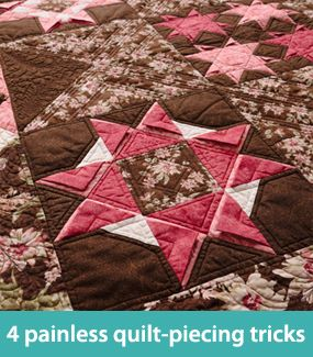 22 best Quilt tips images on Pinterest | Patchwork quilting ... : quilt piecing tips - Adamdwight.com