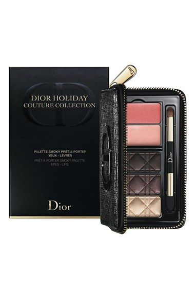 Dior 'Holiday Couture - Smoky' Palette available at #Nordstrom