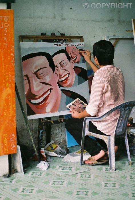 The Artist - Saigon Streets