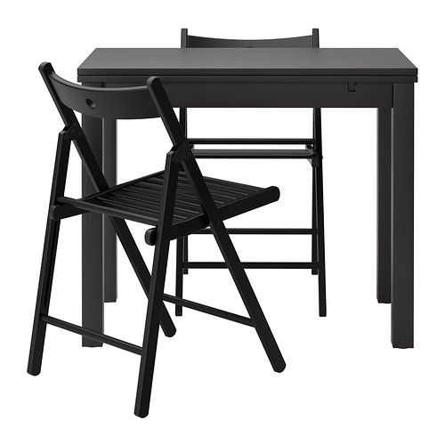 BJURSTA/TERJE Table and 2 chairs   - IKEA size 50 cm - 122£