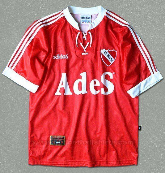 1995/97 Independiente de Avellaneda