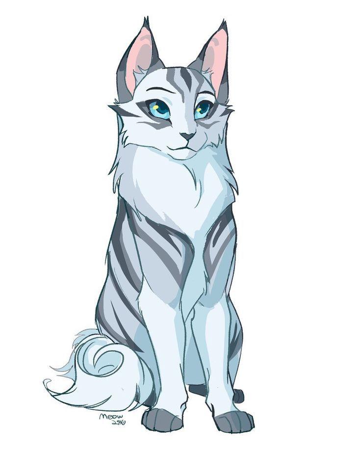 Silverstream oder Feathertail.   – katzen – #Feathertail #Katzen #oder #Silverst…