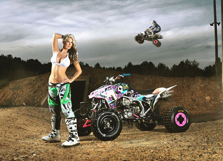 52 best atv images on pinterest custom motorcycles dreams and not your typical atv racer pt 1 by corey jenkins on 500px fandeluxe Gallery