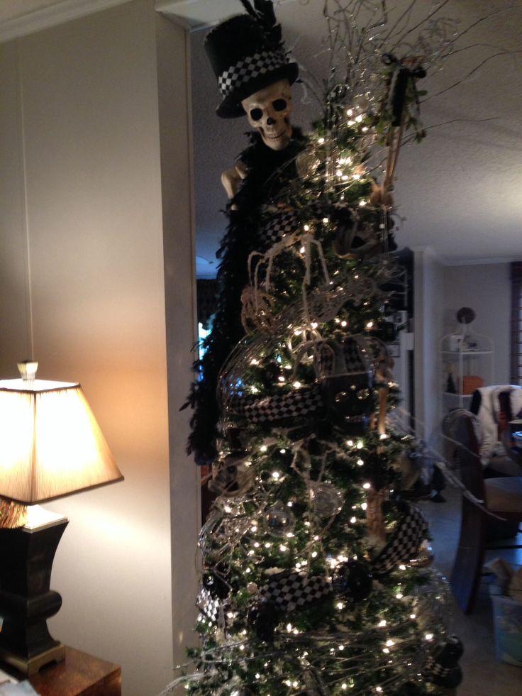 Trees And Skulls On Pinterest