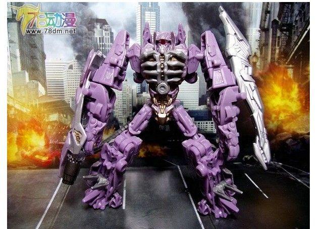the u.s. version of transformers movie 3 scouts main shock wave (all bulk spot) #transformer
