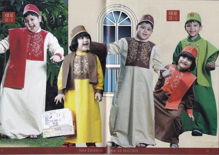 #Gamis untuk anak muslim #cowok? Lucukan?