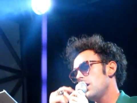 Marco Mengoni - Starlight @ Private Show, Villa Ada
