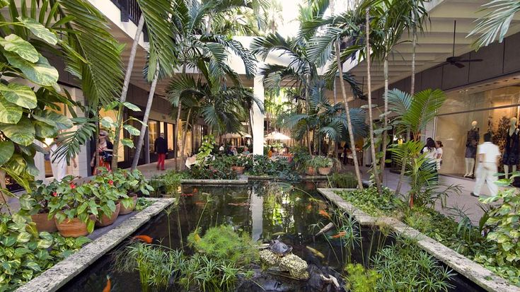 This is how a shopping spree at the #BalHarbourShops looks like. One of the best shopping centers located just one block away from the town of Surfside. http://balharbourshops.com/