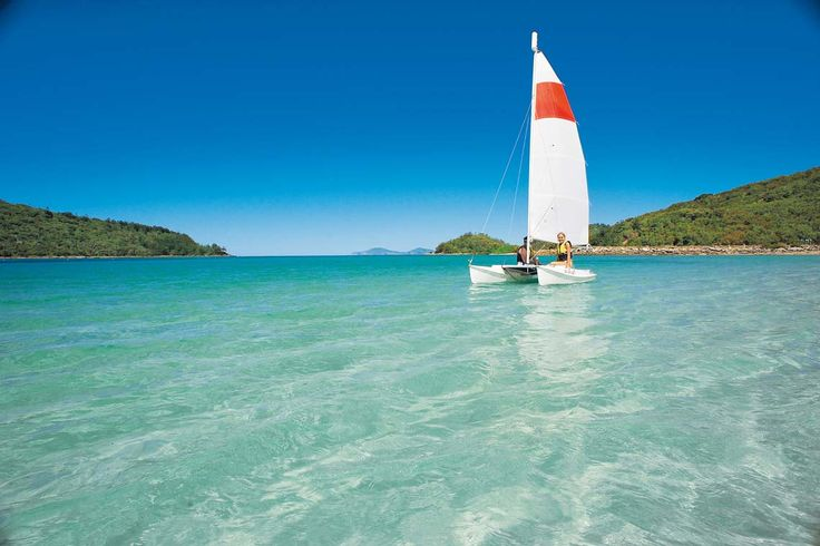 What kind of sailor are you? Choose the Whitsunday sailing holiday that suits you here.