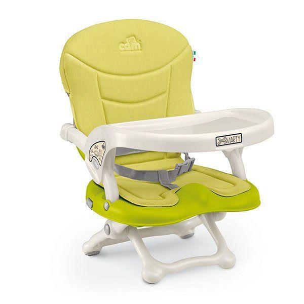 CAM Krzesełko do karmienia Smarty 2014, COL.25   MALL.PL