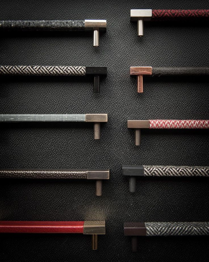 Custom hardware | Holland and Sherrry | handles