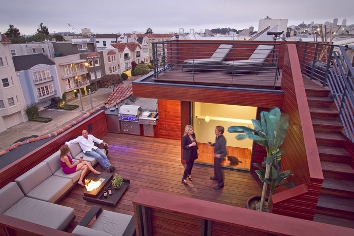 Ideas Of How To Explore The Rooftop To Its Maximum Potential! | DesignRulz