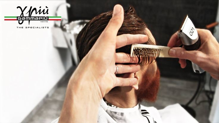 Elmot by Gamma Più Hair Clipper