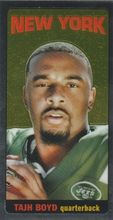 2014 Topps Chrome 1965 Tall Boy #TB-4 Tajh Boyd - New York Jets