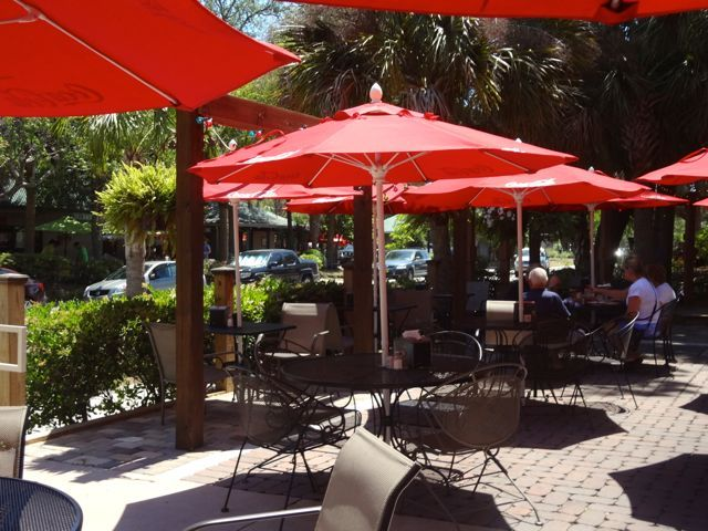 Places to eat on Hilton Head