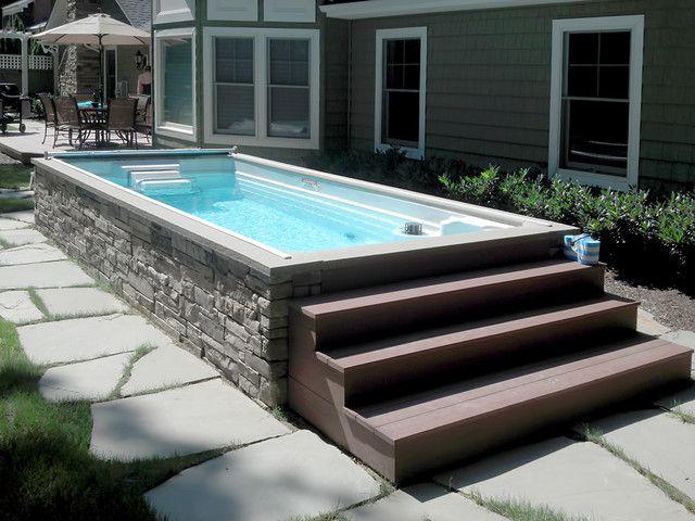 lisa d ld2156s ideas on pinterest - Above Ground Pool Outside Steps