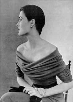 Maxime de la Falaise (mother of the style icon Loulou)