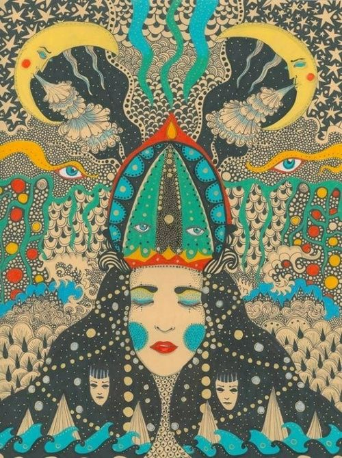 The Looking Glass Gallery, Psychedelic Art.