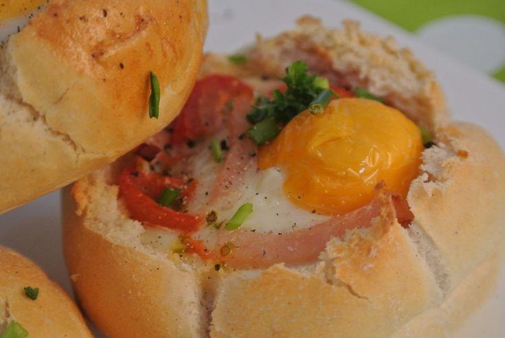 Lekkere lunch, broodje ei speciaal - Lekker en Simpel