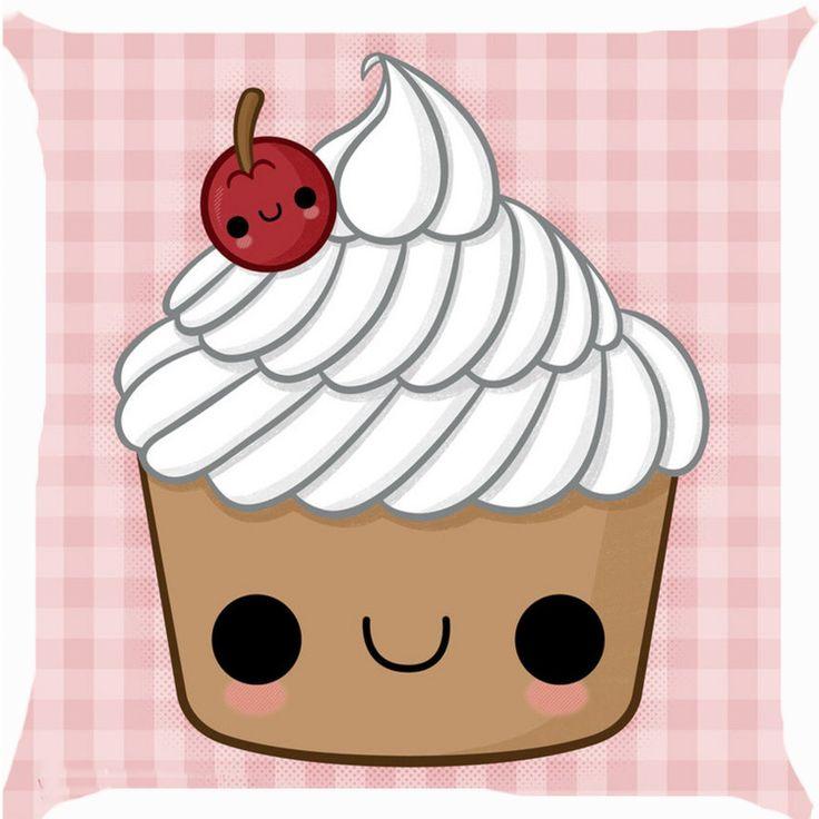 47 best cartoon cupcakes images on Pinterest | Cartoon ...