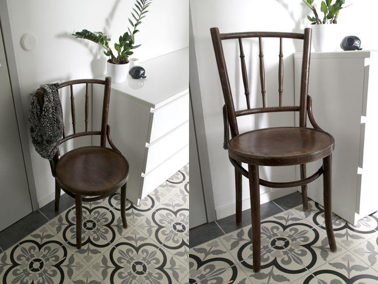 Thonet style Dejavu-chair. Love it! Koti-ikävä Blog