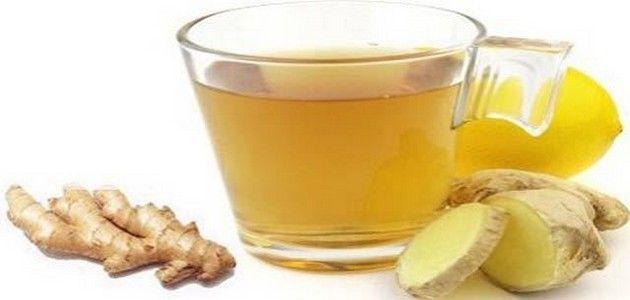 Comment faire une infusion détox citron-gingembre