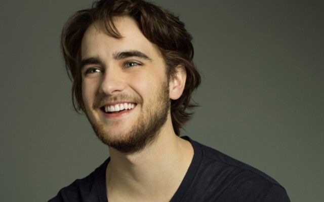 Landon Liboiron. Handsome Irish features. And that smile! *melts*