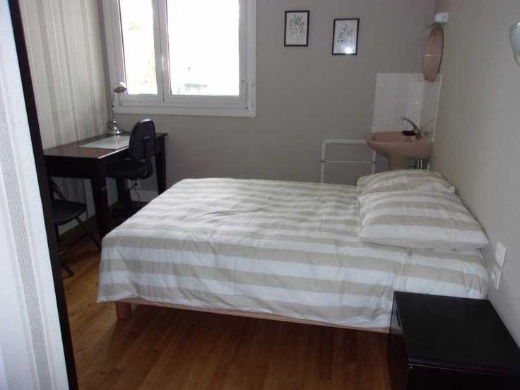 chambre meublé